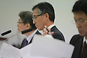 June 20, 2011, Osaka, Japan - Mr. Makoto Uenoyama, ..Managing Director in charge of Accounting for Panasonic announces Panasonic Corporation's consolidated financial forecasts for the fiscal year ending March 31, 2012. These forecasts were delayed by almost 2 months due to difficulties in assessing the impact of the Great East Japan Earthquake. The actual forecasts suggest similar net sales to 2011 with a 11.5% drop in Operating Profit.