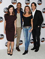 06 August  2017 - Beverly Hills, California - Finola Hughes, Donnell Turner, Nancy Lee Grahn, Michael Easton.   2017 ABC Summer TCA Tour  held at The Beverly Hilton Hotel in Beverly Hills. <br /> CAP/ADM/BT<br /> &copy;BT/ADM/Capital Pictures