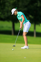 Annabel Wilson (Ireland) during final day of the World Amateur Team Championships 2018, Carton House, Kildare, Ireland. 01/09/2018.<br /> Picture Fran Caffrey / Golffile.ie<br /> <br /> All photo usage must carry mandatory copyright credit (&copy; Golffile | Fran Caffrey)