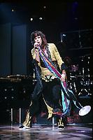 Aerosmith photographed in Chicago, Illinois November 24th, 1982 CAP/MPI/GA<br /> &copy;GA/MPI/Capital Pictures
