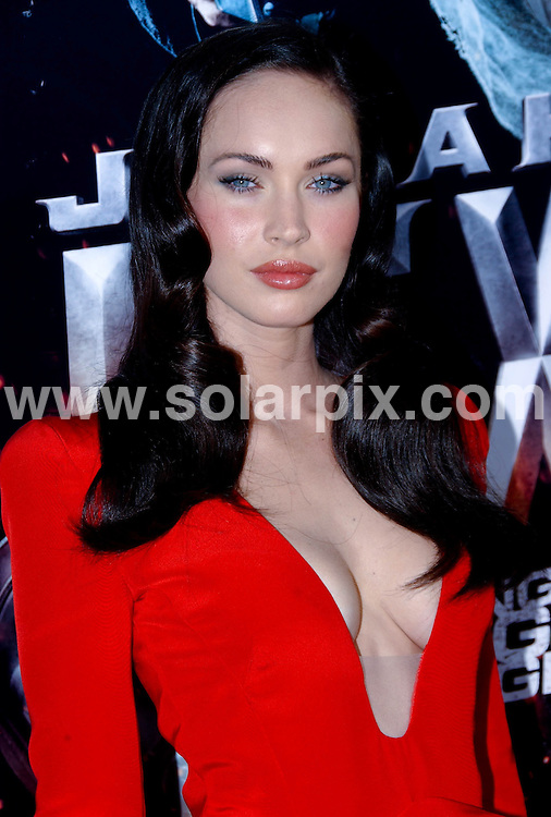 **ALL ROUND PICTURES FROM SOLARPIX.COM**.**SYNDICATION RIGHTS FOR UK, AUSTRALIA, DENMARK, PORTUGAL, S. AFRICA, SPAIN & DUBAI (U.A.E) & ASIA (EXCLUDING JAPAN) ONLY**.Megan Fox arriving at the - Jonah Hex - Los Angeles Premiere, held at the ArcLight Cinerama Dome, Hollywood, CA. USA. 17 June 2010..This pic: Megan Fox..JOB REF: 11498 PHZ Ortega   DATE: 17_06_2010.**MUST CREDIT SOLARPIX.COM OR DOUBLE FEE WILL BE CHARGED**.**MUST NOTIFY SOLARPIX OF ONLINE USAGE**.**CALL US ON: +34 952 811 768 or LOW RATE FROM UK 0844 617 7637**