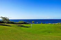 Hole 17, The Challenge golf course at Manele, Lanai, Jack Nicklaus design