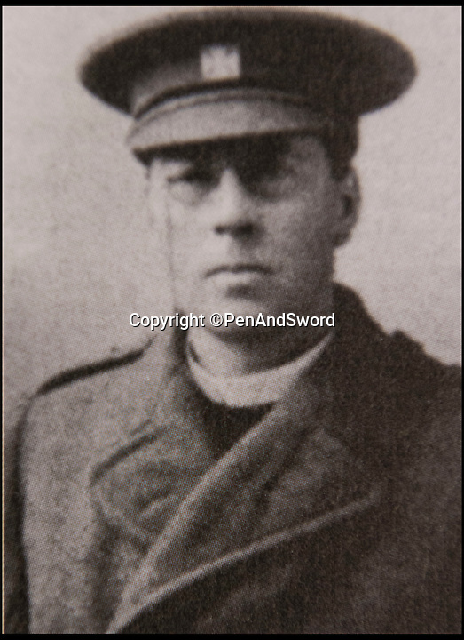 BNPS.co.uk (01202 558833)<br /> Pic: PenAndSword/BNPS<br /> <br /> Reverend Francis Henry Tuke &ndash; Francis was ordained in 1890, served as a curate at St George&rsquo;s, Camberwell and later at Hatchford, Surrey and Addlestone, he died 20th July 1916.<br /> <br /> Faces finally put to the lost souls of the Western Front...<br /> <br /> A dedicated couple have spent 10 years tracking down the family histories of some of the 72,000 British troops still 'missing' from the Somme.<br /> <br /> Ken and Pam Linge from Northumberland have spent 10 years researching the thousands of British soldiers who were lost during the ill-fated offensive of 1916, and have finally put faces to some of the names engraved in history.<br /> <br /> They have also revealed the fascinating stories and diverse backgrounds behind some of the men who are listed on Lutyen's famous Thiepval Memorial in France as having no known grave.<br /> <br /> Their work has resulted in a new book titled 'Missing But Not Forgotten' that documents 230 of these men.