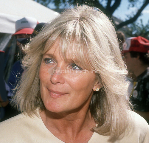 Linda Evans 1983<br /> Photo By John Barrett/PHOTOlink.net / MediaPunch
