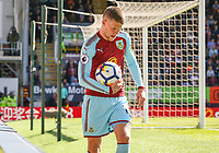 Burnley's Johann Gudmundsson<br /> <br /> Photographer Alex Dodd/CameraSport<br /> <br /> The Premier League - Burnley v Bournemouth - Sunday 13th May 2018 - Turf Moor - Burnley<br /> <br /> World Copyright &copy; 2018 CameraSport. All rights reserved. 43 Linden Ave. Countesthorpe. Leicester. England. LE8 5PG - Tel: +44 (0) 116 277 4147 - admin@camerasport.com - www.camerasport.com