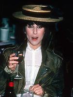 Cher 1981<br /> Photo By John Barrett/PHOTOlink.net / MediaPunch
