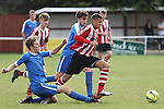 Brockenhurst FC U18s VS Sholing FC U18s Preseason - Sunday 28th August 2016