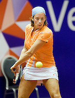 9-12-08, Rotterdam, Reaal Tennis Masters,   Stephanie Gomperts