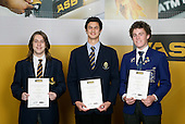 Trampolining Boys Finalists. ASB College Sport Young Sportsperson of the Year Awards 2006, held at Eden Park on Thursday 16th of November 2006.<br />