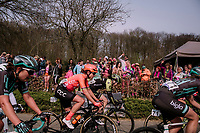 Marianne Vos (NED/CCC-Liv)<br /> <br /> 8th Gent-Wevelgem In Flanders Fields 2019 <br /> Elite Womens Race (1.WWT)<br /> <br /> One day race from Ypres (Ieper) to Wevelgem (137km)<br /> ©JojoHarper for Kramon