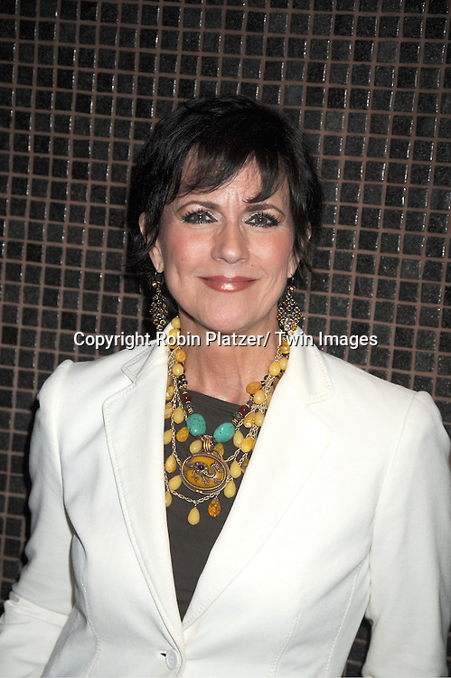 """Colleen Zenk attends the screening of new documentary """"Soap Life"""" on September 4, 2012 at the Sunshine Landmark Theatre in New York City."""
