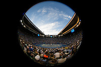 Ambience..Tennis - Australian Open - Grand Slam -  Melbourne Park  2013 -  Melbourne - Australia - Thursday 24th January  2013. .© AMN Images, 30, Cleveland Street, London, W1T 4JD.Tel - +44 20 7907 6387.mfrey@advantagemedianet.com.www.amnimages.photoshelter.com.www.advantagemedianet.com.www.tennishead.net