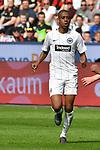 14.04.2018, BayArena, Leverkusen , GER, 1.FBL., Bayer 04 Leverkusen vs. Eintracht Frankfurt<br /> im Bild / picture shows: <br /> Gelson Fernandes (Frankfurt #5),  Einzelaktion, Ganzk&ouml;rper / Ganzkoerper,  <br /> <br /> <br /> Foto &copy; nordphoto / Meuter