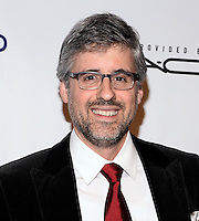 NEW YORK, NY - MARCH 10: Mo Rocca  attend the Hasty Pudding Institute of 1770 Honors David Heyman at the Order of the Golden Sphinx Gala at the Appel Room at Jazz at Lincoln Center on March 10, 2014 in New York City.  ©HP/Starlitepics /NORTEPHOTO.COM