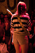 Los Angeles band Best Coast plays Tir Na Nog during the Hopscotch Music Festival in Raleigh, N.C., Sept. 9, 2010.