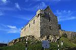 Historic castle building, Baltimore, County Cork, Ireland, Irish Republic