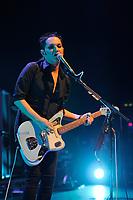 JUN 16 Placebo performing at Robert Smith's 'Meltdown'