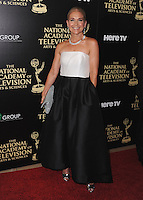 BEVERLY HILLS, CA - JUNE 22:  Melissa Reeves at the 2014 Daytime Emmy Awards at the Beverly Hilton Hotel on June 22, 2014 in Beverly Hills, California. SKPG/MPI/Starlitepics