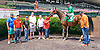 Percussion winning at Delaware Park on 6/22/16