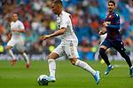 Real Madrid CF's Eden Hazard during La Liga match. Aug 24, 2019. (ALTERPHOTOS/Manu R.B.)
