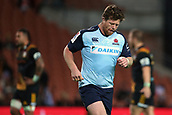 June 3rd 2017, FMG Stadium, Waikato, Hamilton, New Zealand; Super Rugby; Chiefs versus Waratahs;  Waratahs reserve Paddy Ryan leaves the field after receiving a yellow card during the Super Rugby rugby match