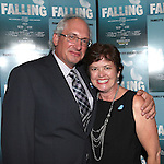 attending the Off-Broadway Opening Night Performance After Party for 'Falling' at Knickerbocker Bar & Grill on October 15, 2012 in New York City.