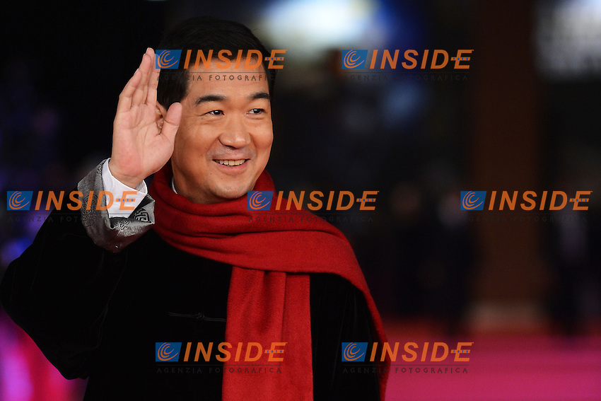 "Actor Zhang Guo Li - Movie ""1942"".Roma 9/11/2012 Auditorium.Festival del Cinema di Roma.Foto Guido Aubry Elipics"