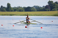 Race: 52  Event: Single Sculls - Championship - Heat 1<br /> <br /> National Schools Regatta 2018<br /> Sunday<br /> <br /> To purchase this photo, or to see pricing information for Prints and Downloads, click the blue 'Add to Cart' button at the top-right of the page.