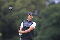 Hugo Bernard of Team Canada on the 8th tee during Round 3 of the WATC 2018 - Eisenhower Trophy at Carton House, Maynooth, Co. Kildare on Friday 7th September 2018.<br /> Picture:  Thos Caffrey / www.golffile.ie<br /> <br /> All photo usage must carry mandatory copyright credit (&copy; Golffile | Thos Caffrey)