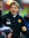 01/01/2011   Copyright  Pic : James Stewart.sct_jsp012_hamilton_v_motherwell  .:: NEW MOTHERWELL MANAGER STUART MCCALL TAKES HIS SEAT IN THE DUG OUT   ::.James Stewart Photography 19 Carronlea Drive, Falkirk. FK2 8DN      Vat Reg No. 607 6932 25.Telephone      : +44 (0)1324 570291 .Mobile              : +44 (0)7721 416997.E-mail  :  jim@jspa.co.uk.If you require further information then contact Jim Stewart on any of the numbers above.........