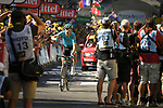 Magnus Cort Nielsen (DEN) Astana Pro Team wins Stage 15 of the 2018 Tour de France running 181.5km from Millau to Carcassonne, France. 22nd July 2018. <br /> Picture: ASO/Bruno Bade | Cyclefile<br /> All photos usage must carry mandatory copyright credit (&copy; Cyclefile | ASO/Bruno Bade)