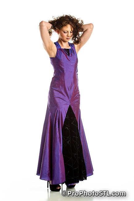 Michele L. Sansone fashion designs - model Beth