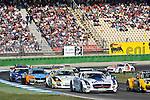 ADAC GT Masters Hockenheimring 04.10.2014