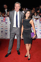 Mark Austin and Lucy Verasamy<br /> at the Pride of Britain Awards 2016, Grosvenor House Hotel, London.<br /> <br /> <br /> ©Ash Knotek  D3191  31/10/2016