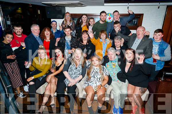 Sinead Lynch, Mitchels Road, Tralee, who celebrated her 21st birthday with family and friends in the Abbey Inn, Tralee, on Saturday night last.