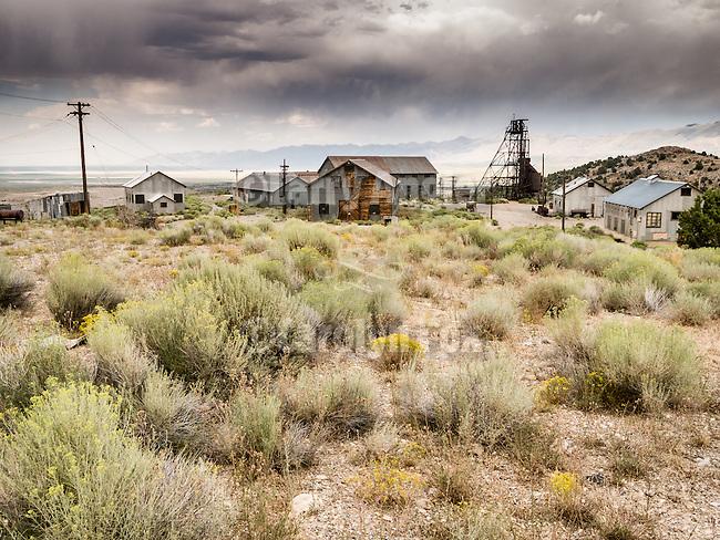 Ruby Hill Mine, Eureka, Nev.