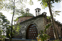 Mimar Sinan's Ottoman Tophane-i Amire building in Tophane, Istanbul, Turkey