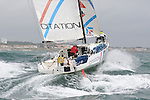 2012 - GLOBAL OCEAN RACE ARRIVAL - LES SABLES D'OLONNE - FRANCE