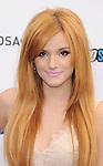 SANTA MONICA, CA - AUGUST 19: Bella Thorne arrives at the 2012 Do Something Awards at Barker Hangar on August 19, 2012 in Santa Monica, California. /NortePhoto.com....**CREDITO*OBLIGATORIO** ..*No*Venta*A*Terceros*..*No*Sale*So*third*..*** No Se Permite Hacer Archivo**