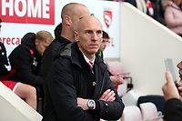 Morecambe's Kevin Ellison during Morecambe vs Leyton Orient, Sky Bet EFL League 2 Football at the Globe Arena on 2nd November 2019