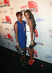 Recording Artist Estelle and Actress Tika Sumpter Attend ESPN The Magazine's Eighth Annual Pre-Draft Party, at ESPACE Featuring Music Provided by ?uestLove, New York  4/27/11