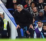 Chelsea's Jose Mourinho in action<br /> <br /> Barclays Premier League- Chelsea vs Everton  - Stamford Bridge - England - 11th February 2015 - Picture David Klein/Sportimage