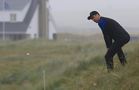 Ross Fisher (ENG) on the 5th during Round 2 of the Irish Open at LaHinch Golf Club, LaHinch, Co. Clare on Friday 5th July 2019.<br /> Picture:  Thos Caffrey / Golffile<br /> <br /> All photos usage must carry mandatory copyright credit (© Golffile | Thos Caffrey)
