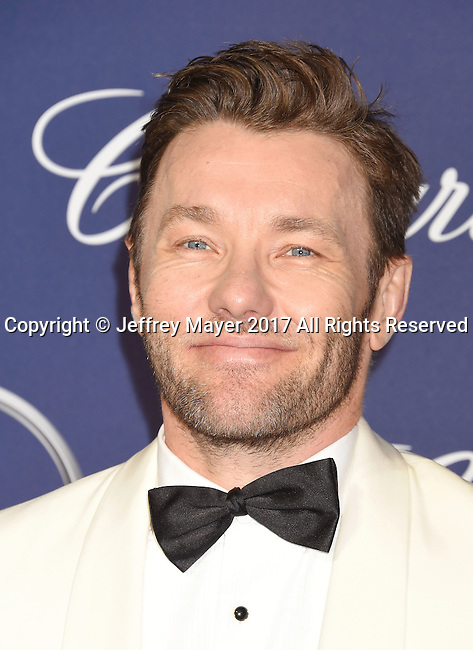 PALM SPRINGS, CA - JANUARY 02: Actor Joel Edgerton attends the 28th Annual Palm Springs International Film Festival Film Awards Gala at the Palm Springs Convention Center on January 2, 2017 in Palm Springs, California.