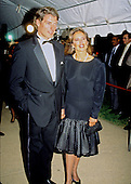 Actor Christopher Reeve and his girlfriend Dana Morosini arrive for the American Film Institute (AFI) Gala in Washington, DC on September 26, 1989.<br /> Credit: Ron Sachs / CNP