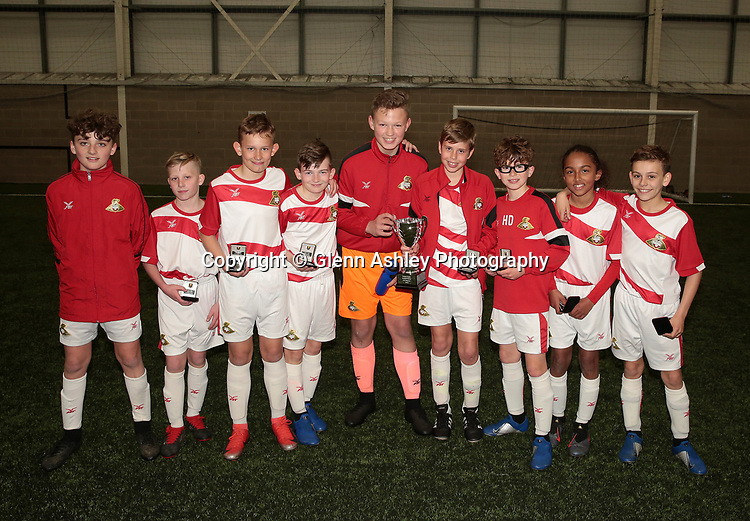 The Sheffield Trophy Football Festival, Sheffield, United Kingdom, 31st March 2019. Photo by Glenn Ashley.
