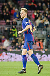 Ivan Rakitic of FC Barcelona during the La Liga 2017-18 match between FC Barcelona and Deportivo La Coruna at Camp Nou Stadium on 17 December 2017 in Barcelona, Spain. Photo by Vicens Gimenez / Power Sport Images