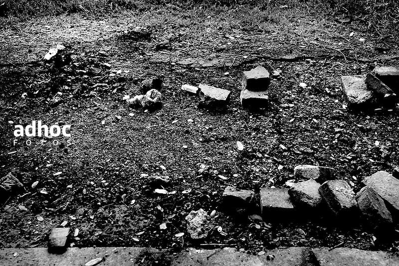 DE LA SERIE D. Trayecto: Parque Rodo, Boulevard Artigas entre Giribaldi e Ibiray. Montevideo, 02/05/2013. Fogon. <br /> Foto: Ricardo Antunez<br /> URUGUAY<br /> 2013