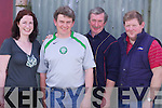Bid: Buying and selling at Castleisland Mart Show & Sale on Saturday for the Kerry Friesian Breeders Association were Lisa Herlihy and Tom Crean, Knocknagoshel, Peter Kennely, Ardfert, and Pat OSullivan, Athea..