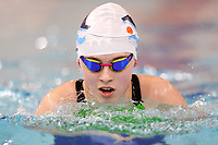 Picture by Richard Blaxall/SWpix.com - 14/04/2018 - Swimming - EFDS National Junior Para Swimming Champs - The Quays, Southampton, England - Elizabeth Foster of Havant & Waterlooville during the Womens Open 100m Breaststroke